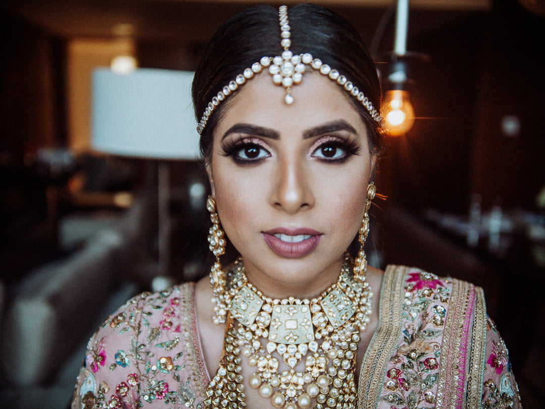 Abu Dhabi Indian Wedding – Sonam and Shrenik
