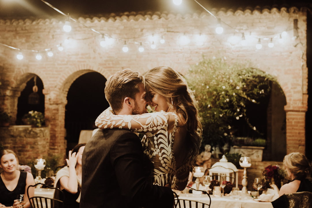 Film Ślubny Toskania – Bianca i Aaron