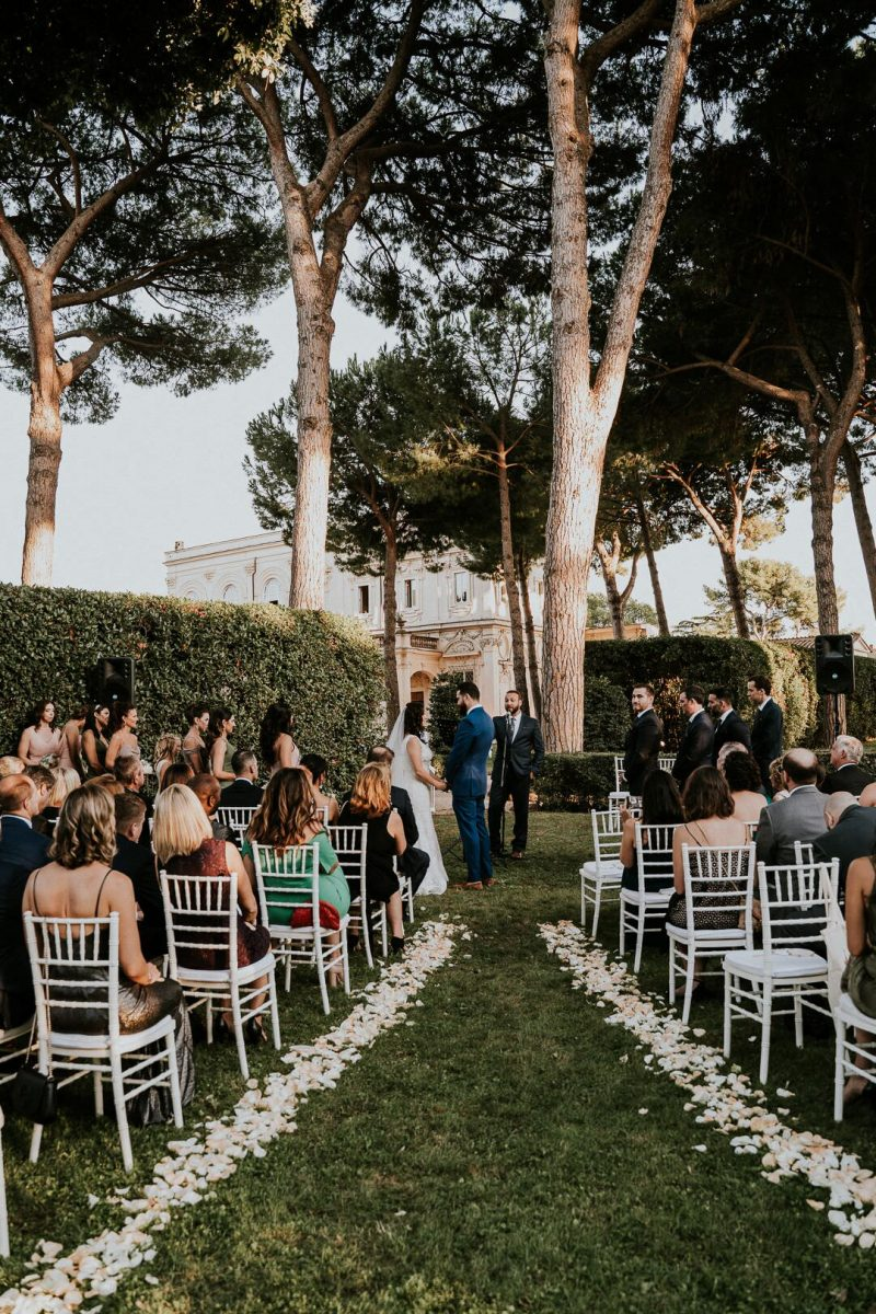 rome wedding videographer villa aurelia 00011