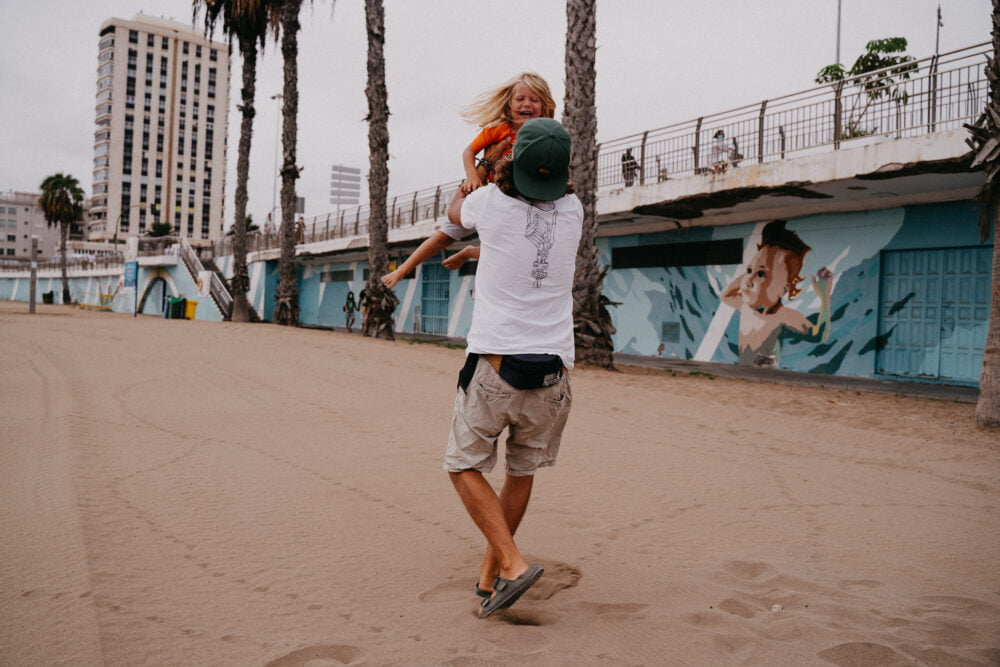 Family and Kids photography and videography in Gran Canaria