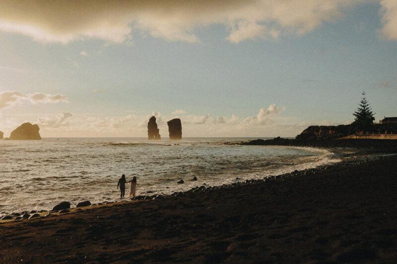 Elopement Azores Wedding Videographer 6