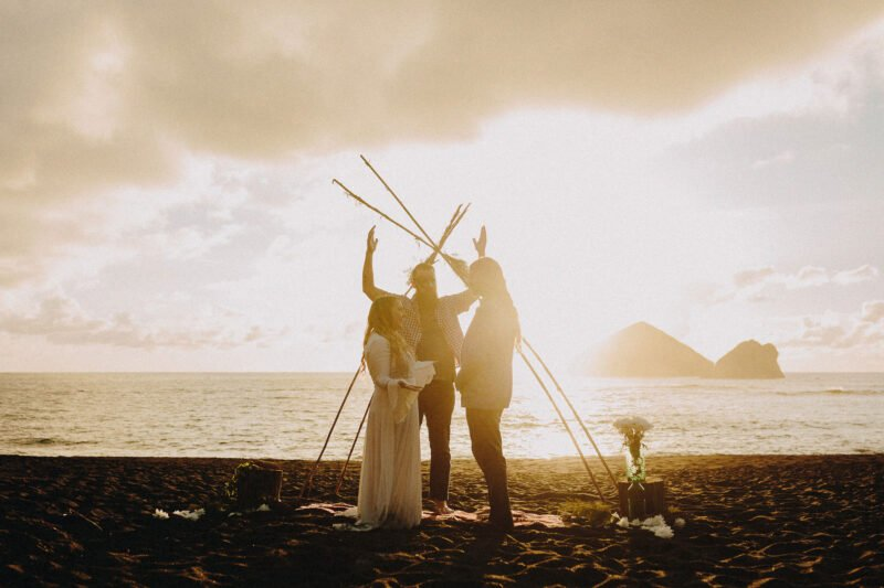 Elopement Azores Wedding Videographer 7