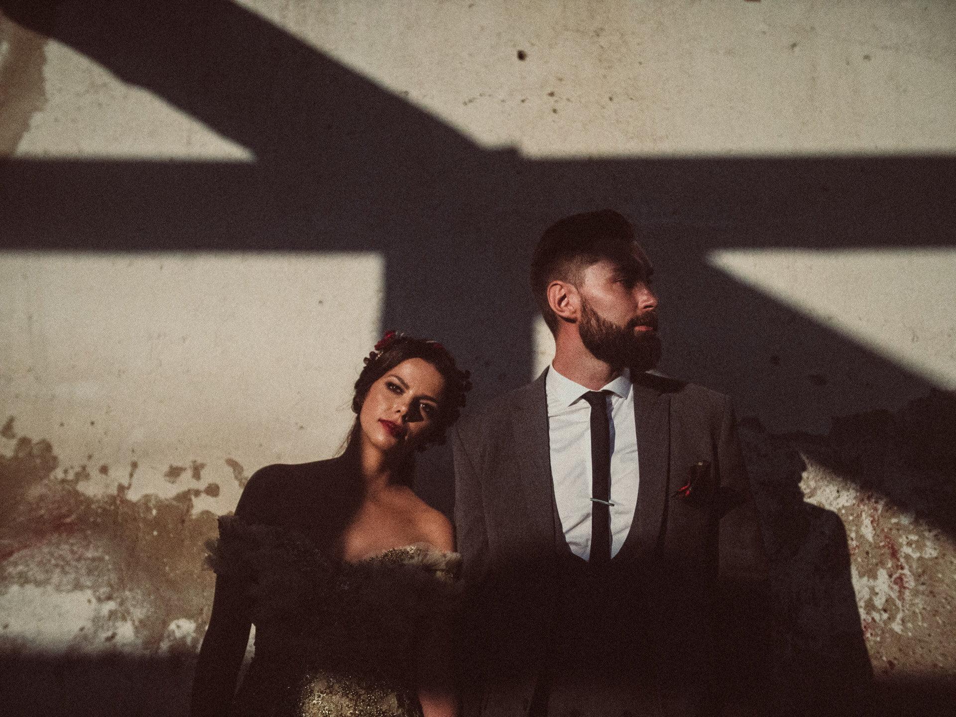 Dagmara y Pawel – La historia de su boda en un granero