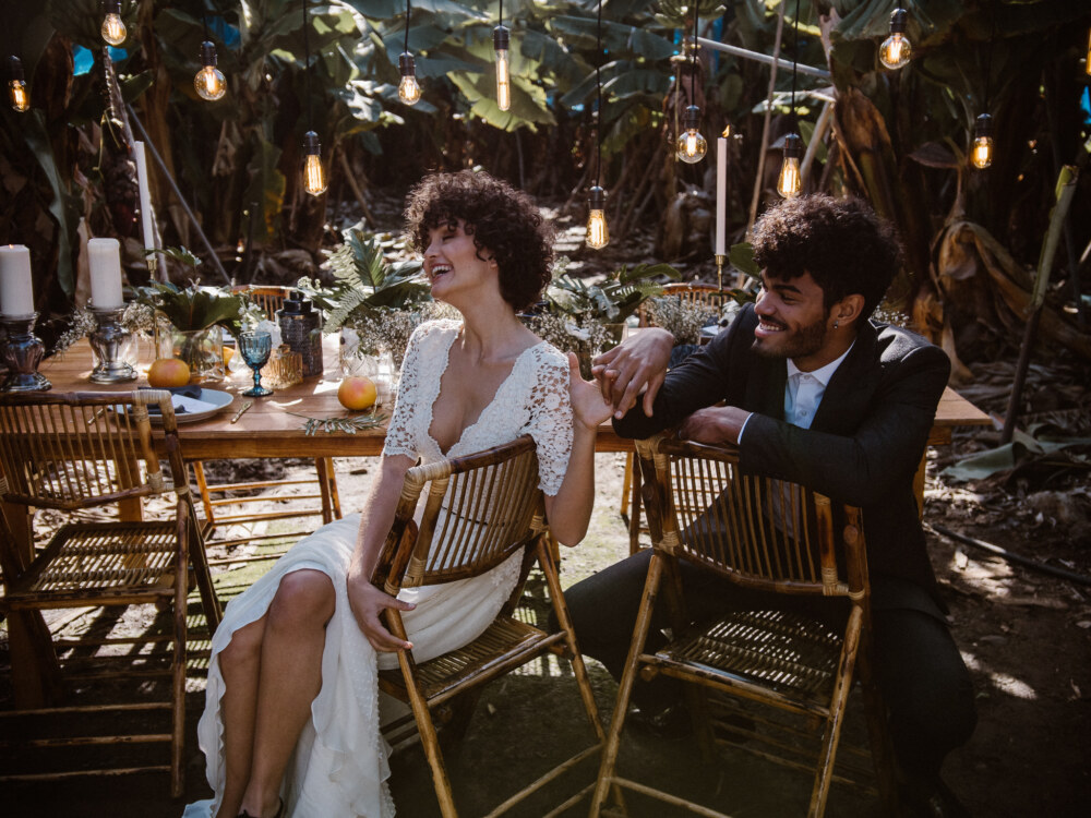 top barcelona wedding venues seen by the best barcelona wedding videographer who is also an amazing gran canaria wedding videographe where we shot this beautiful couple during their elopement ceremony