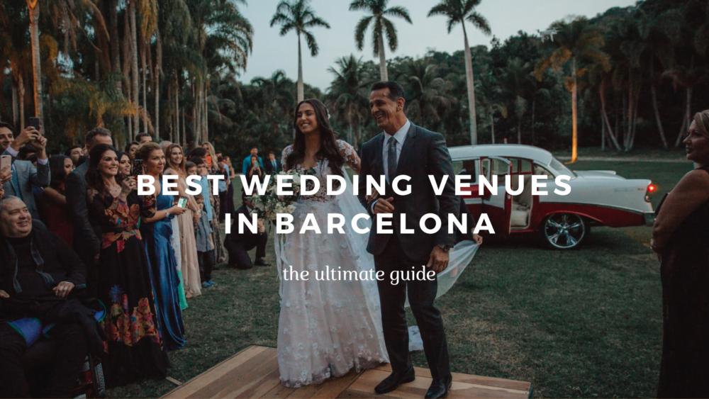 Top Spain Wedding Venues 2