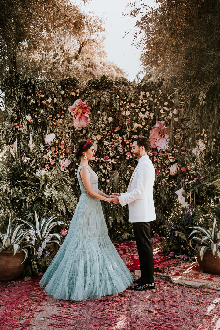 wesele z klasa glamour inspiracja