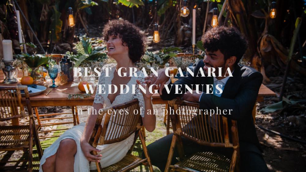 best gran canaria wedding venues