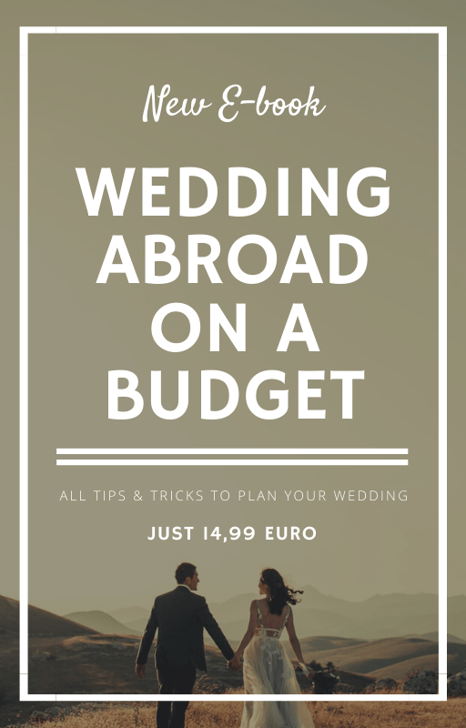 wedding abroad on a budget